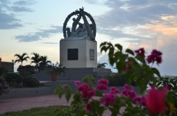 Memorial for Pablo victims in Cateel, Davao Oriental