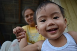 Baby Rhian from Boston, Davao Oriental